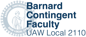 Barnard Contingent Faculty-UAW Local 2110